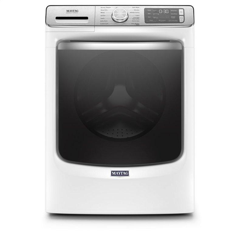 Smart Front Load Washer with Extra Power and 24-Hr Fresh Hold(R) option - 5.0 cu. ft.