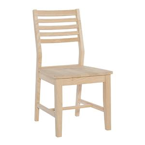 C-4B Aspen Ladderback Chair