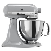 Artisan® Series 5 Quart Tilt-Head Stand Mixer Metallic Chrome
