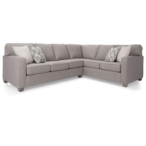 2541-31 LHF Corner Sofa Sectional