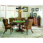 Waverly Place Tall Back Castered Game Chair