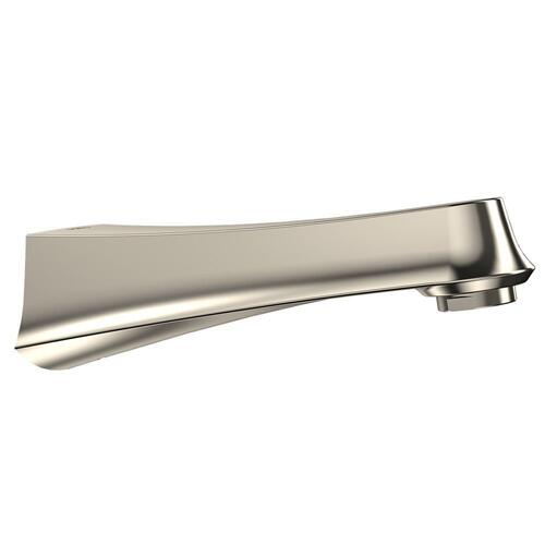 Wyeth™ Wall Spout - Brushed Nickel
