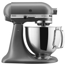 Artisan® Series 5 Quart Tilt-Head Stand Mixer Matte Gray