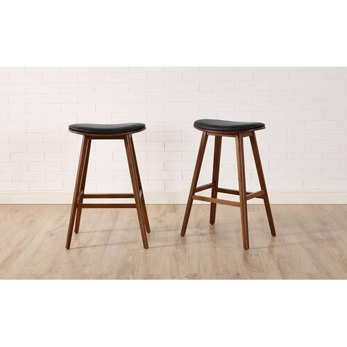 "Corona 26"" Counter Height Stool, Exotic, (Set of 2)"