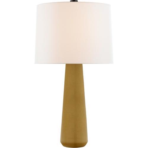 Visual Comfort - Barbara Barry Athens 33 inch 100.00 watt Dark Moss Table Lamp Portable Light, Large