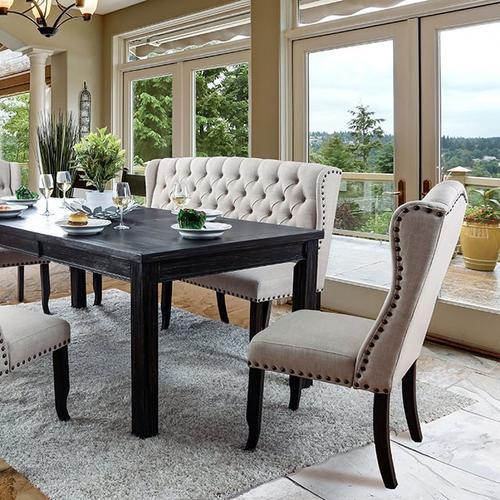"Sania I 84"" Dining Table"