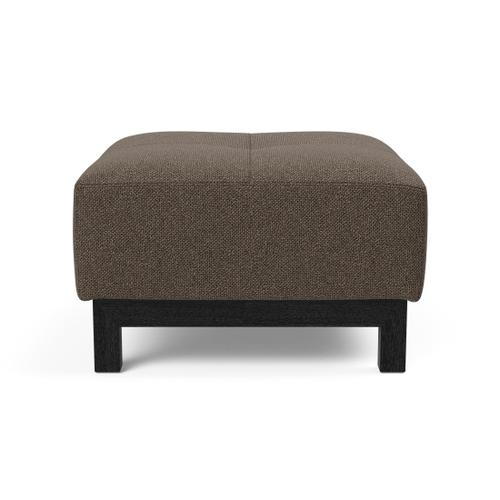 "DELUXE EXCESS PUFF, 25""X25""/DELUXE EXCESS OTTOMAN LEGS, WOOD"