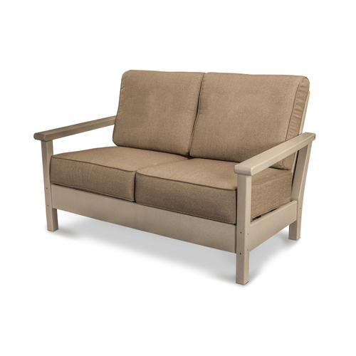 Sand & Sesame Harbour Deep Seating Settee