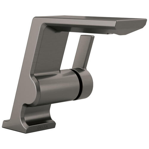 Black Stainless Single Handle Bathroom Faucet