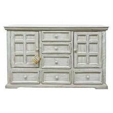See Details - Small White Coliseo Dresser