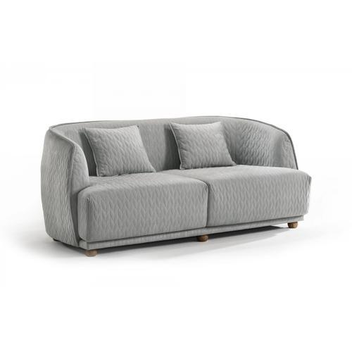 VIG Furniture - Modrest Clem - Modern Grey Loveseat