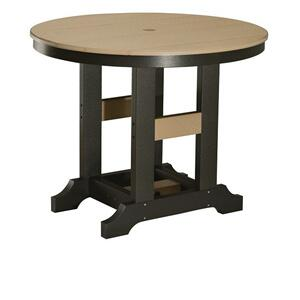 "38"" Round Counter Table"