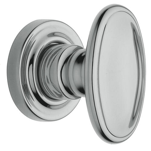 Baldwin - Polished Chrome 5057 Estate Knob