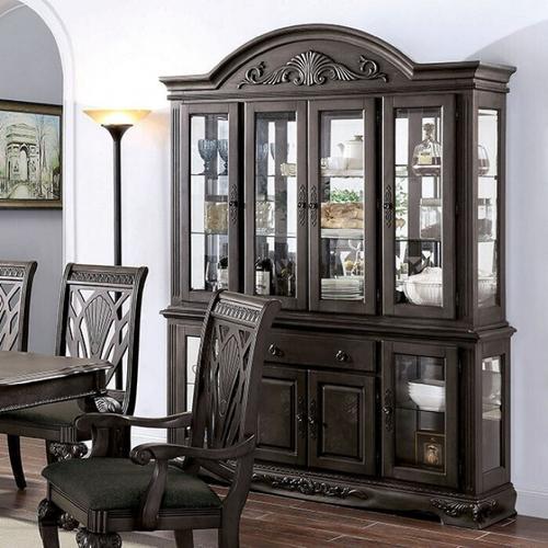 Furniture of America - Petersburg Hutch Buffet