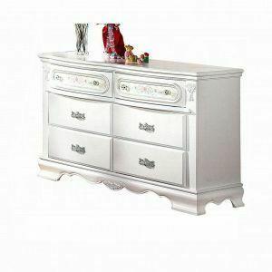 ACME Flora Dresser - 01685 - White
