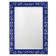 View Product - Bristol Mirror - Glossy Royal Blue