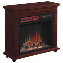 View Product - Infrared Quartz Heater Mantel