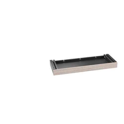 BDI Furniture - Stance 6659 Storage+Keyboard Drawer (for 6650, 6651, 6652) in Strata