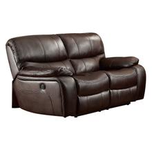 See Details - Power Double Reclining Love Seat