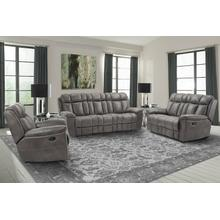 See Details - GOLIATH- ARIZONA GREY Manual Reclining Collection