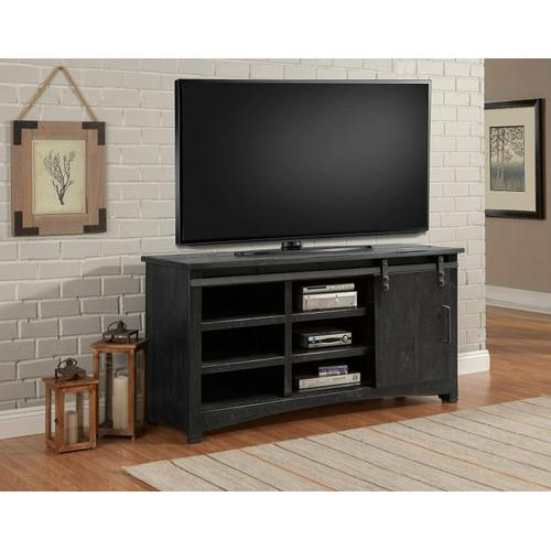 Parker House - DURANGO 63 in. Console with Sliding Door