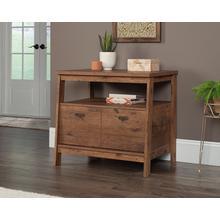 See Details - 1-Drawer Lateral File Cabinet in Vintage Oak