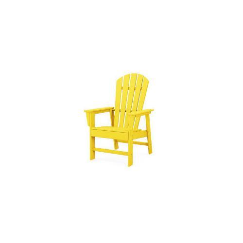 Polywood Furnishings - South Beach Casual Chair in Lemon