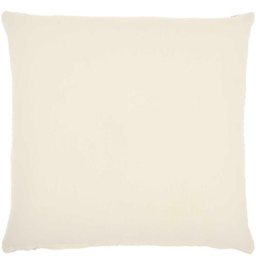 "Kathy Ireland® Home Pillow Ss300 Grey 18"" X 18"" Throw Pillow"