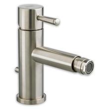 View Product - Serin 1-Handle Monoblock Bidet Faucet - Brushed Nickel