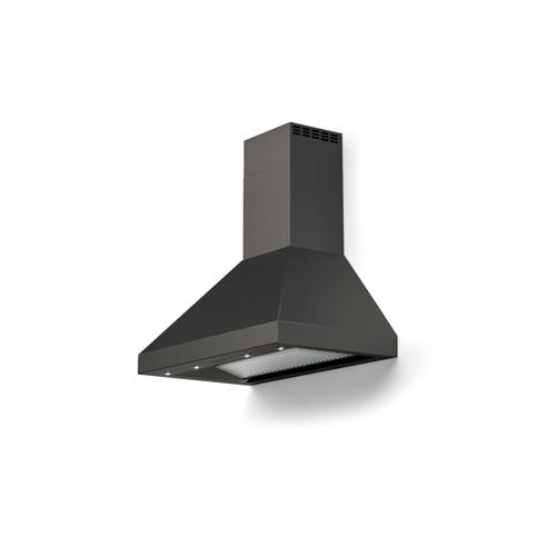 "36"" Designer Chimney Wall Hood- 600 CFM - 4 Speeds"