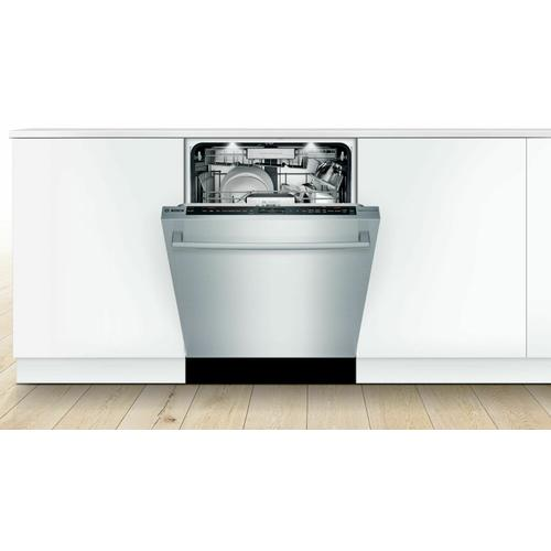 Bosch Benchmark Series - Benchmark® Dishwasher 24'' Stainless steel SHX88PZ65N