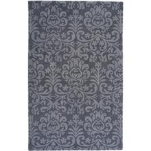 Filigree Grey Hand Tufted Rugs