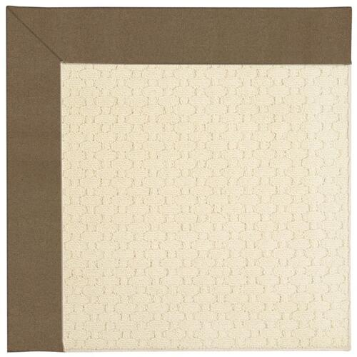 "Creative Concepts-Sugar Mtn. Canvas Cocoa - Rectangle - 24"" x 36"""