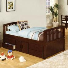 See Details - Twin-Size Caballero Bed