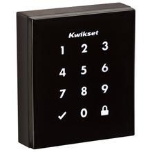 See Details - Obsidian Keywayless Electronic Touchscreen Smart Deadbolt with Zigbee Technology - Venetian Bronze