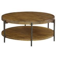 2-3702 Bedford Park Round Mango Coffee Table
