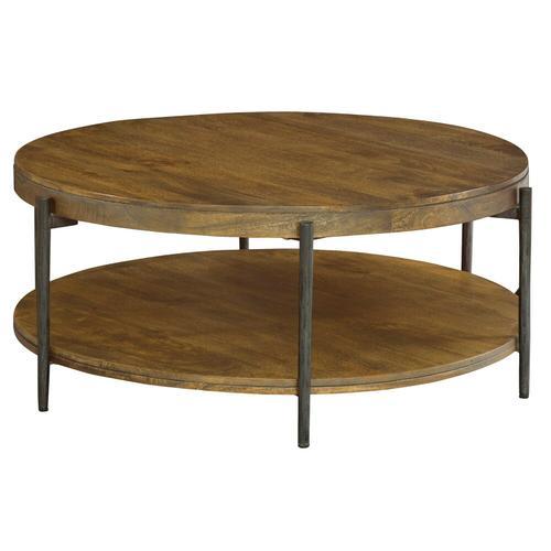2-3702 Bedford Park Round Mango Coffee Table