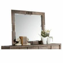 ACME Andria Mirror - 21294 - Reclaimed Oak