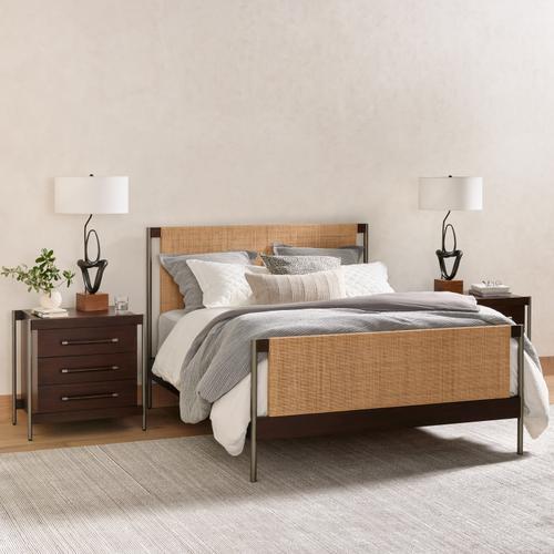 Four Hands - Queen Size Jordan Bed