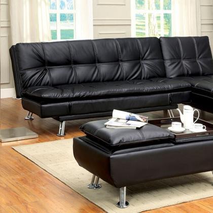 See Details - Hauser Futon Sofa