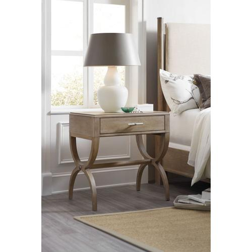 Bedroom Affinity Leg Nightstand