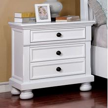 See Details - Castor Night Stand