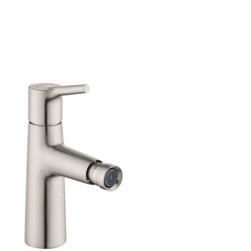 Brushed Nickel Single-Hole Bidet Faucet