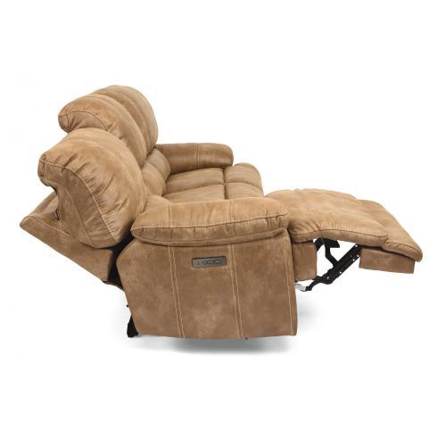 Thomas Power Reclining Sofa with Power Headrests