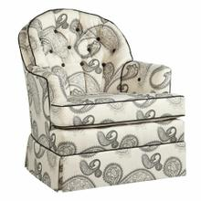 1102SR Marcia Swivel Rocker