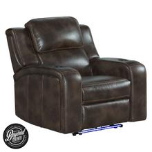 Silhouette Dual-Power Recliner  Bolero Coffee