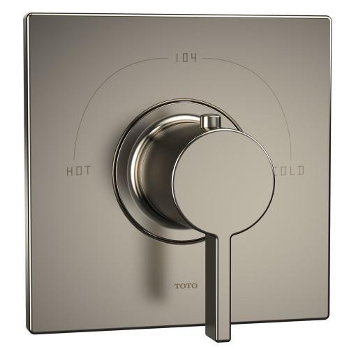 Product Image - Legato® Thermostatic Mixing Valve Trim - Brushed Nickel