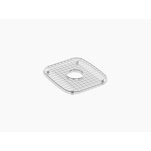 """Stainless Steel Stainless Steel Sink Rack, 12-1/4"""" X 13-3/4"""" for Undertone and Verse Kitchen Sinks"""