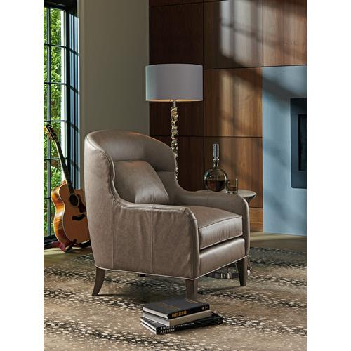Chaffery Leather Chair