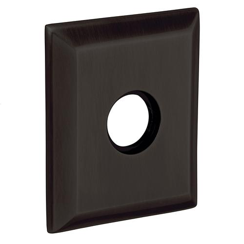Baldwin - Oil-Rubbed Bronze R033 Square Rose